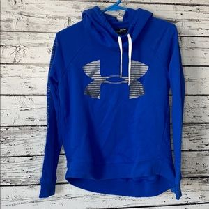 Under Armour Women's Size Small Cowl Neck Hoodie